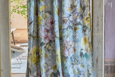 Fabric-Wallpaper-1-393x262 Curtains