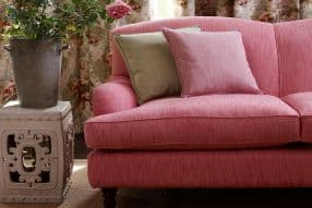 Gosfield-Medium-Sofa-by-Multiyork-in-Linwood-Clever-Linen-LF1828FR_50-Pink-Gin-1 Upholstery near Bow